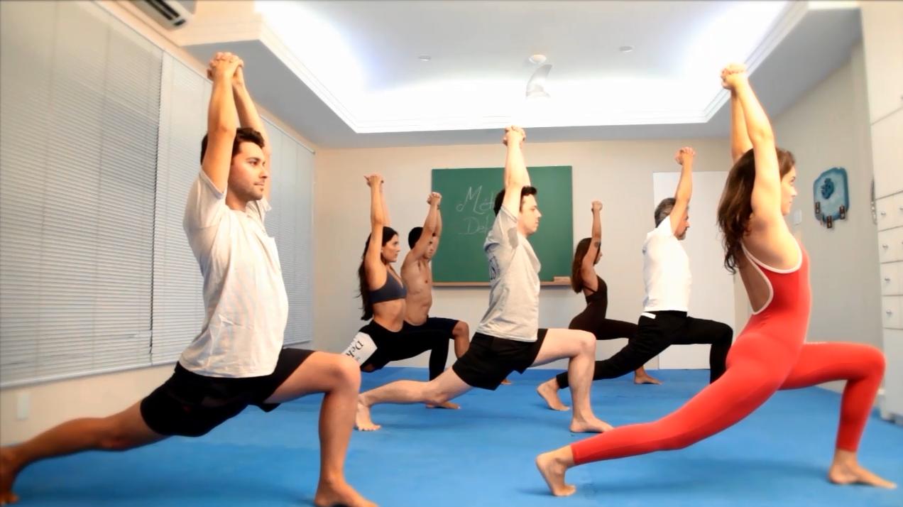 Yoga florianopolis intermediario