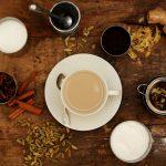 derose Floripa chá indiano chai indian tea DeRose receita chai